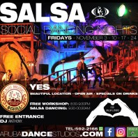 Salsa Social Dance Nights
