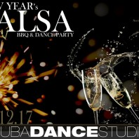 Salsa Social Dance Night 29 Dec