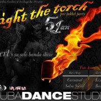 Salsa Social Dance Night 5 Jan